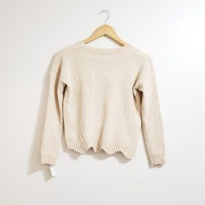 It's Our Time | Super Soft + Cozy Chenille Sweater